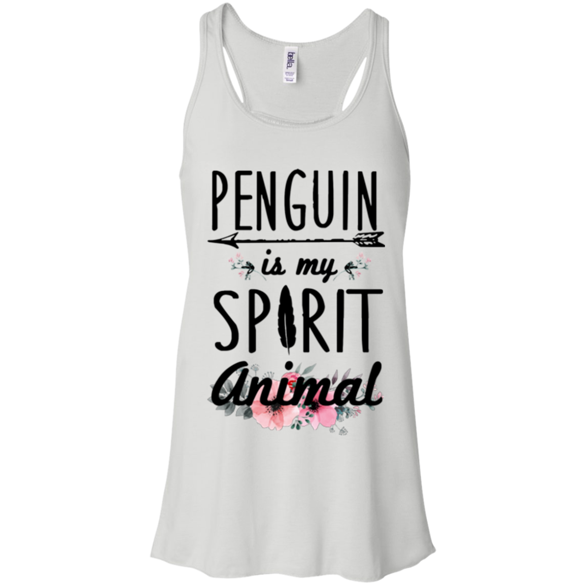 Animal T shirts Penguin Is My Spirit Hoodies Sweatshirts TH