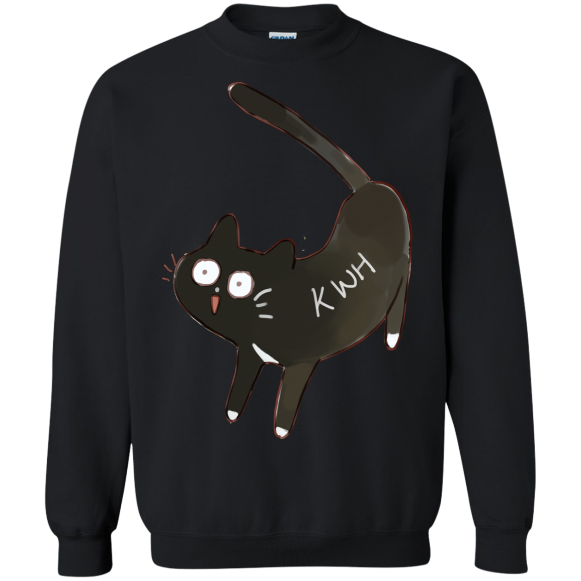 Cool Black Cat T shirts Hoodies Gifts For Cat Lovers