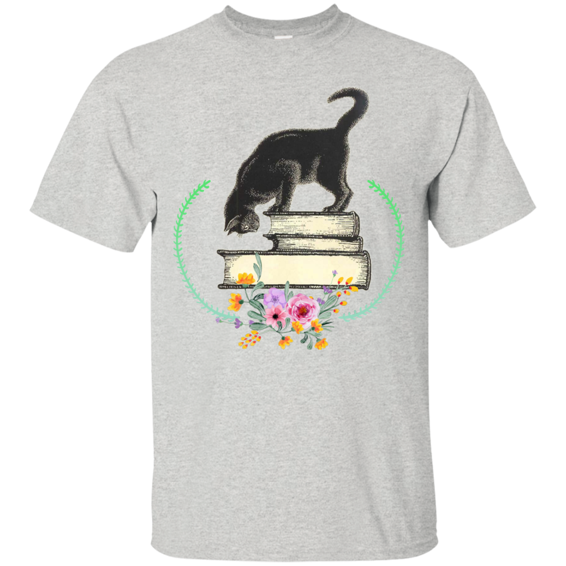 Cat Pet T shirts On Book Hoodies Sweatshirts TH