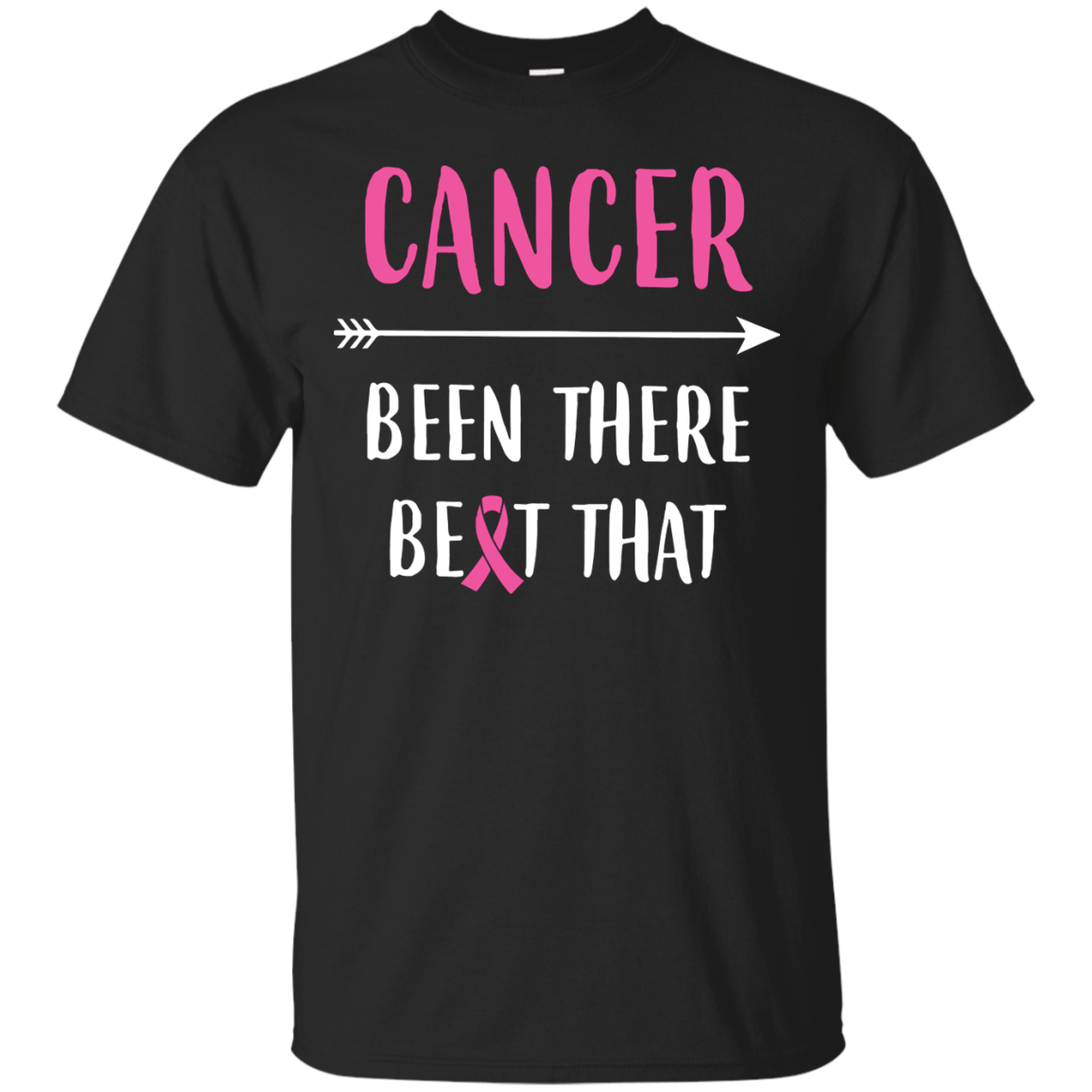 Breast Cancer T shirts Been There Beat That Hoodies Sweatshirts TH