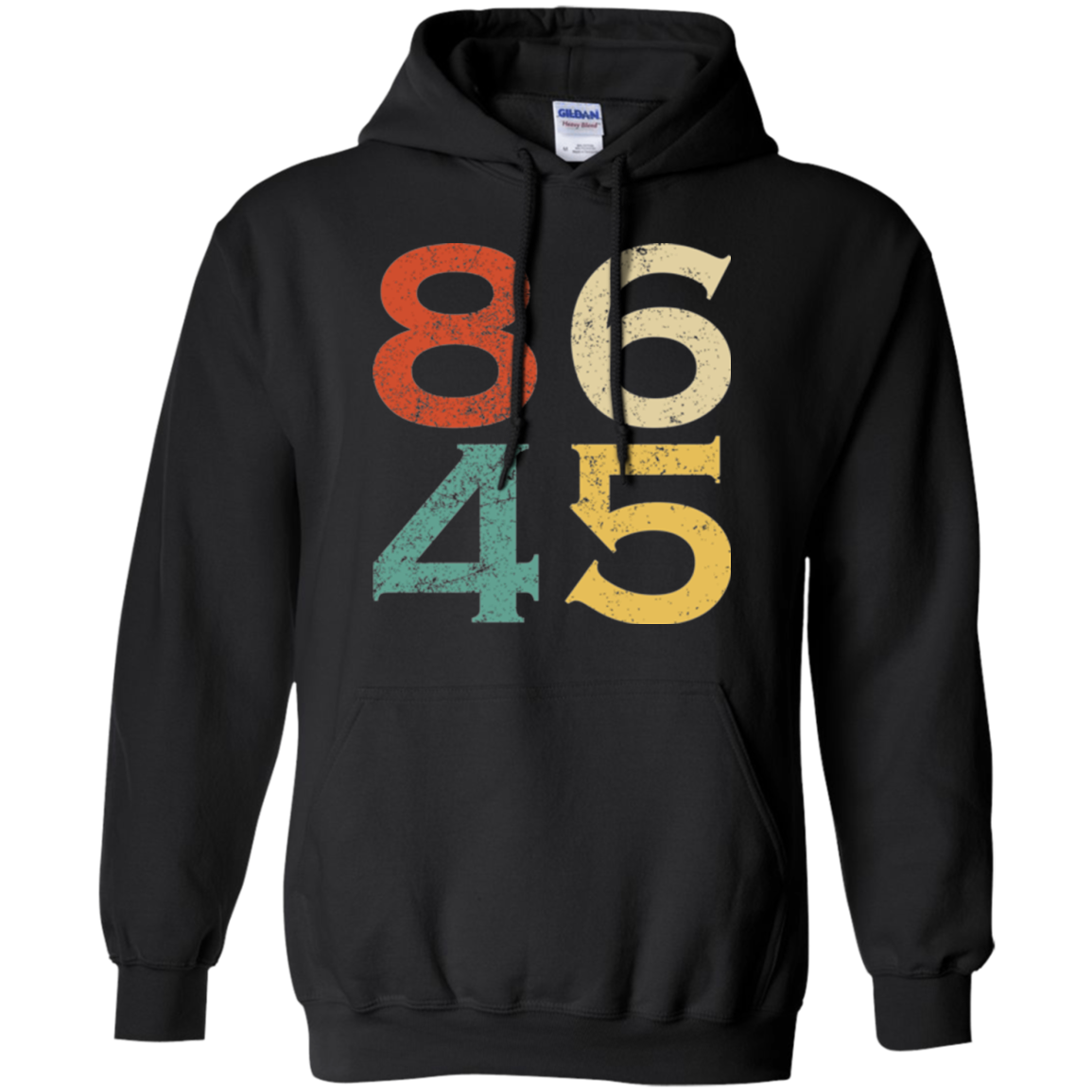 86 45 T shirts Donald Trump Trump Hoodies Sweatshirts TH