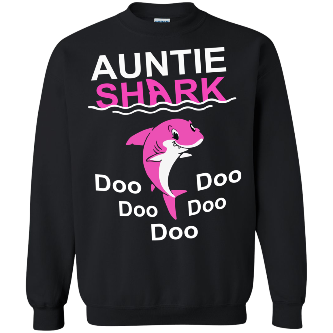 Baby Shark T shirts Auntie Shark Family Hoodies Sweatshirts TH