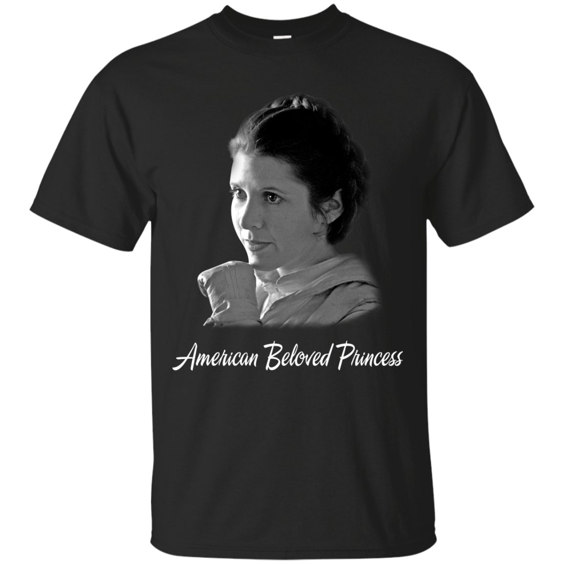 Carrie Fisher Princess Leia Star Wars T shrits Hoodies