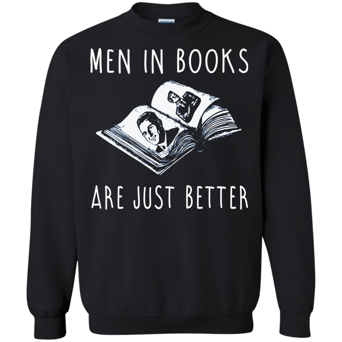 Book T shirts Men In Books Are Just Better Hoodies Sweatshirts TH
