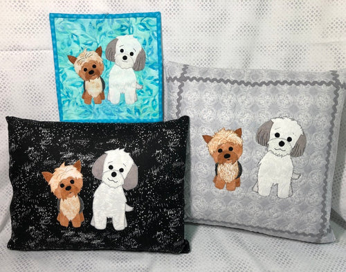 Buddies Project Trio Pattern