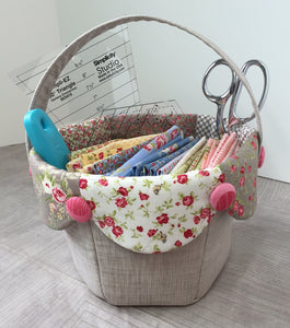 Tulip Basket Trio Pattern