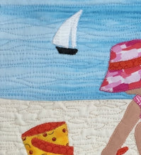 Load image into Gallery viewer, Beach Babies 1 Mini Quilt Pattern