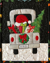 Load image into Gallery viewer, Ho Ho Ho Mug Rug Pattern