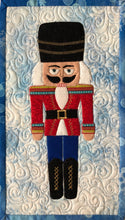 Load image into Gallery viewer, Nutcracker Mini Quilt