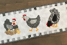 Load image into Gallery viewer, The Girls Table Runner Pattern