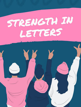 Blog #2: Strength in Letters
