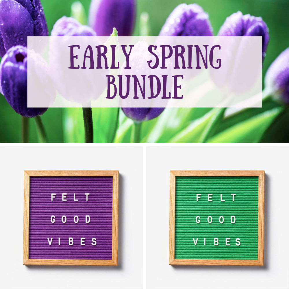 Early Spring Bundle