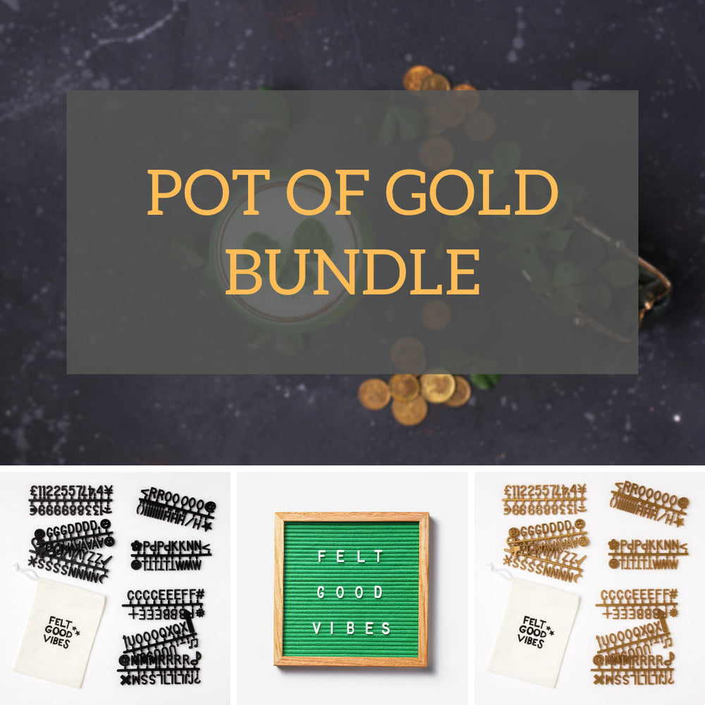 Pot of Gold Bundle