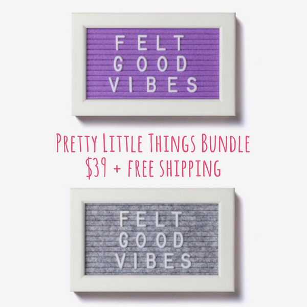 Pretty Little Things Bundle