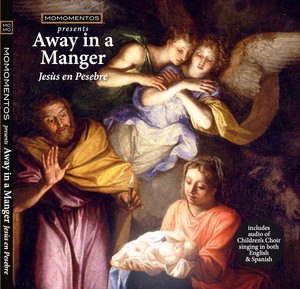 AWAY IN A MANGER- eBOOKS - click ENGLISH or SPANISH