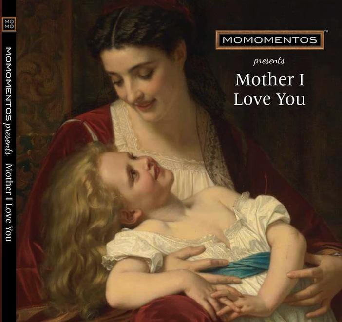 MOTHER I LOVE YOU by THE Children's Primary Choir from inside this Gift Book