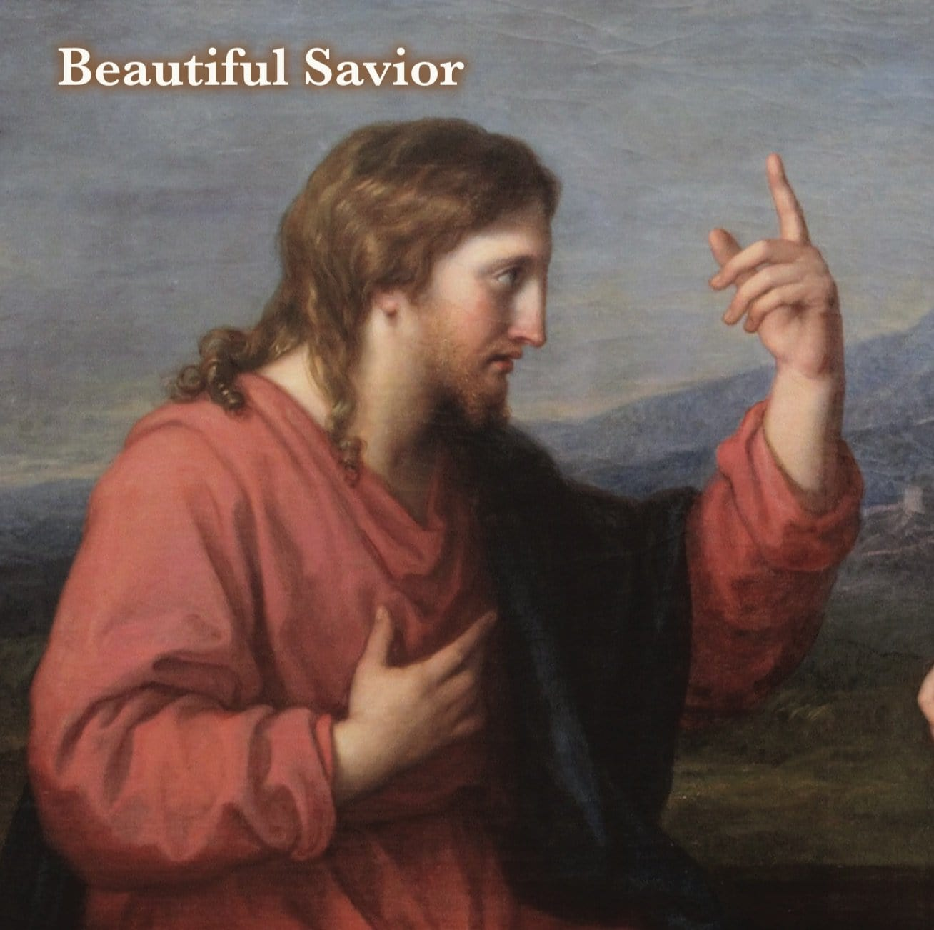 Beautiful Savior Hardcover books include recordings by TWO Choirs