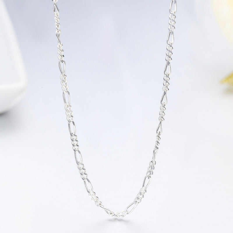 silver necklace afordable perfect gift