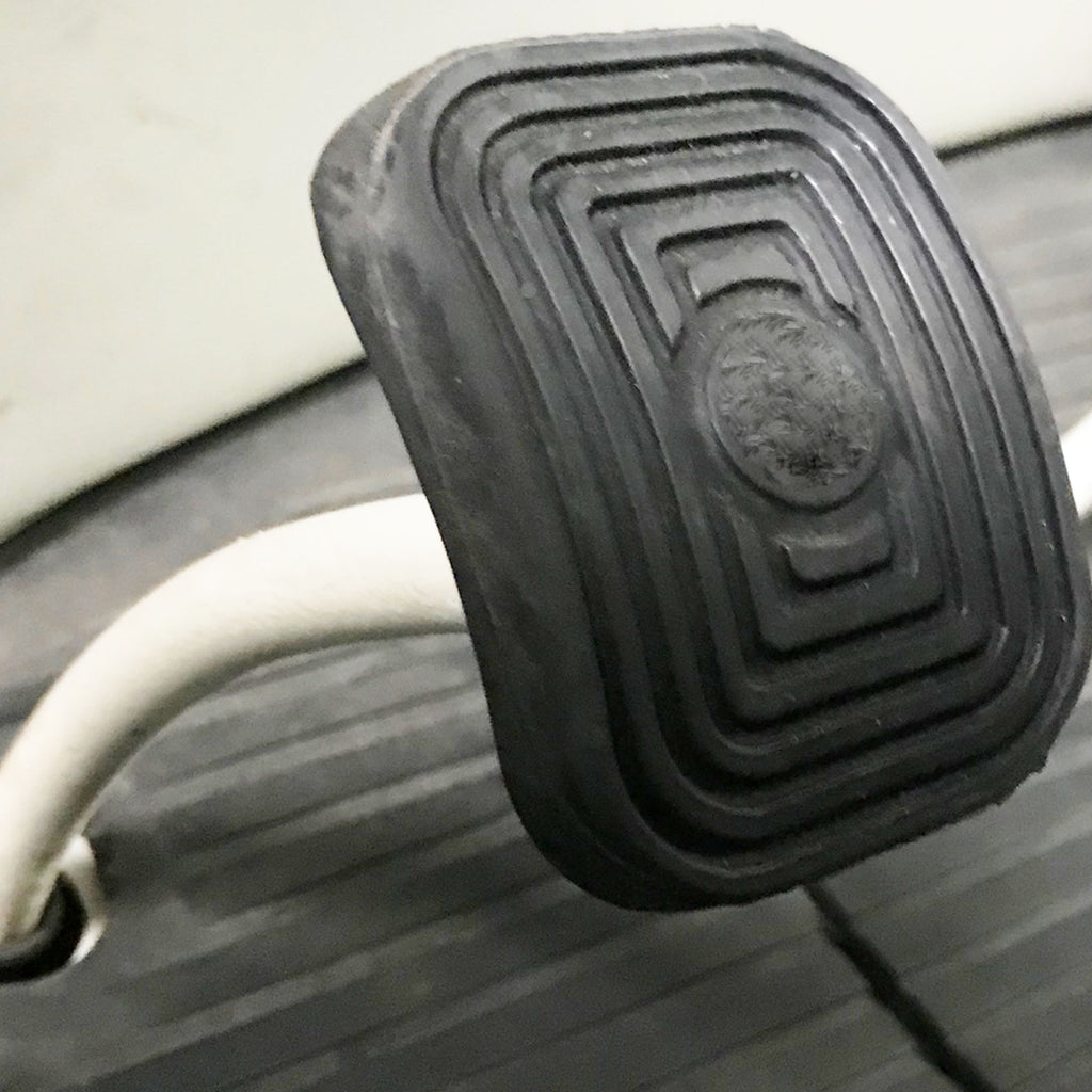 Brake, Dimmer, & Clutch Pedal Covers