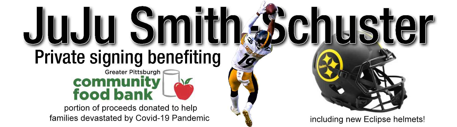 JuJu Smith-Schuster Private Signing
