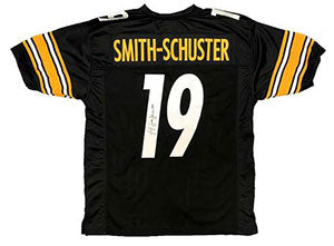 Signed Jerseys by Pittsburgh Steelers