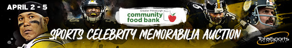 Greater Pittsburgh Food Bank On-line Auction