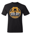 Steel City Hockey Black T-shirt