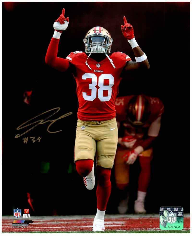 Adrian Colbert Signed Entrance 8x10 Photo (#38)