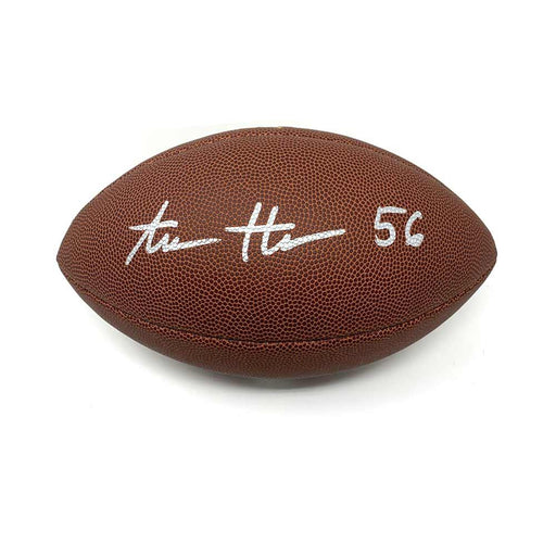 Alex Highsmith Signed Wilson Replica Football