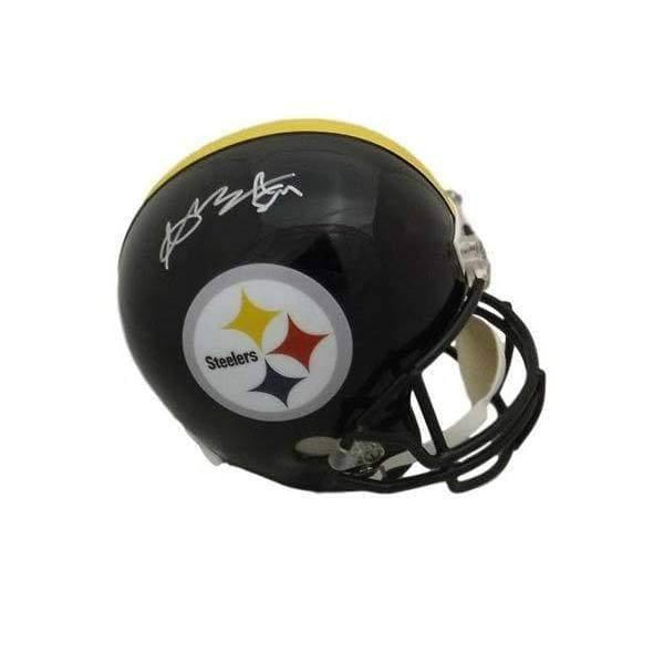 Antonio Brown Signed Pittsburgh Steelers Full Size Replica Helmet