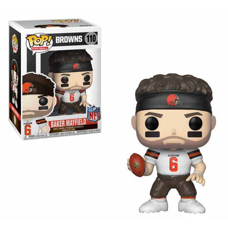 Baker Mayfield Funko Pop! Figure with Protector