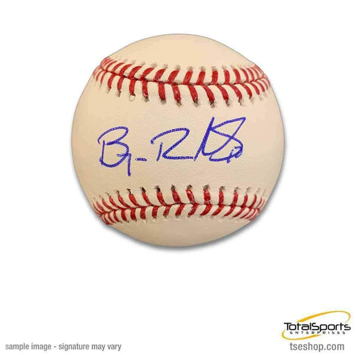 Bryan Reynolds Signed Official MLB Baseball