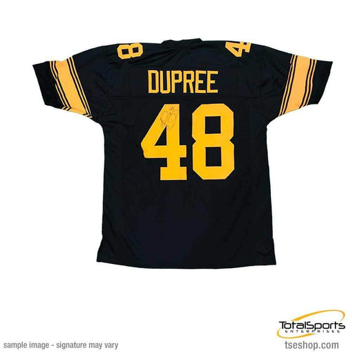 Bud Dupree Autographed Custom Alternate Jersey