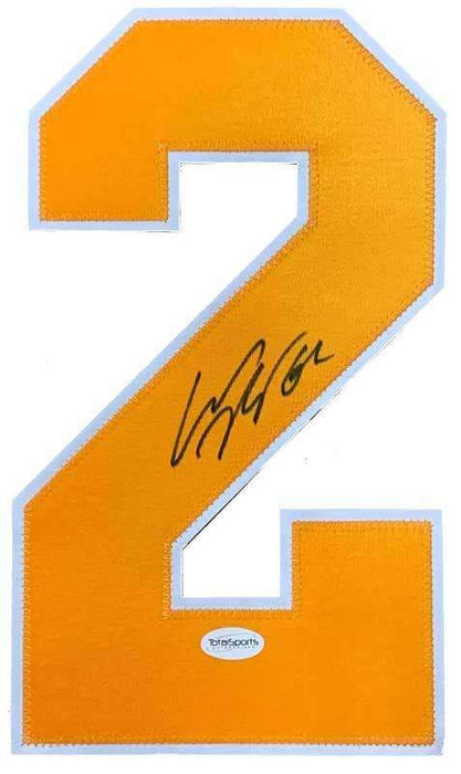 Carl Hagelin Signed Gold #2