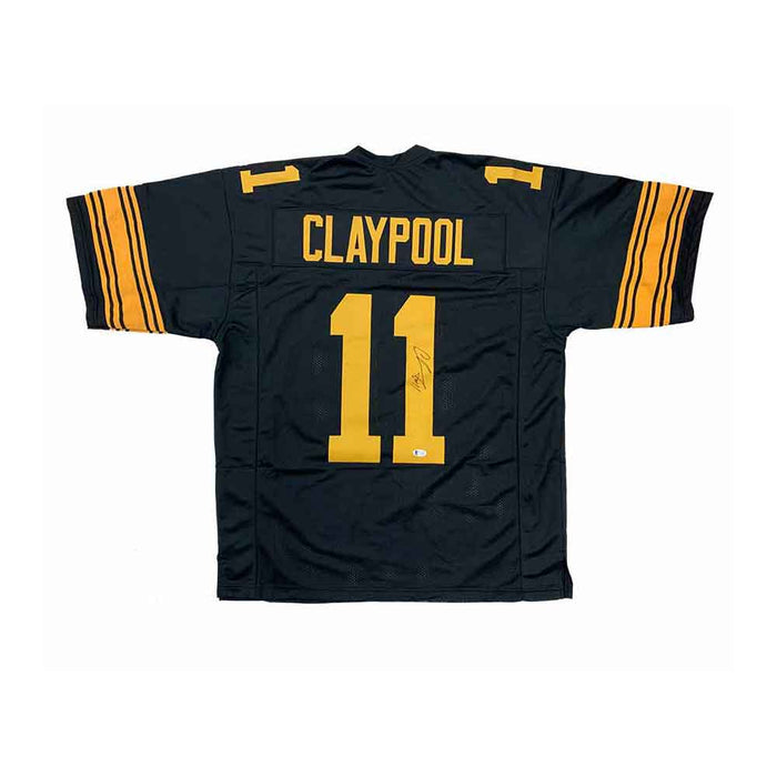 Chase Claypool Signed Custom Alternate Jersey