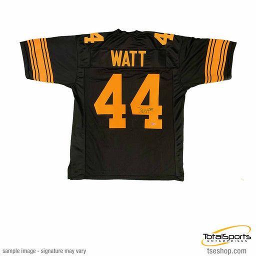 Derek Watt Signed Custom Alternate Football Jersey