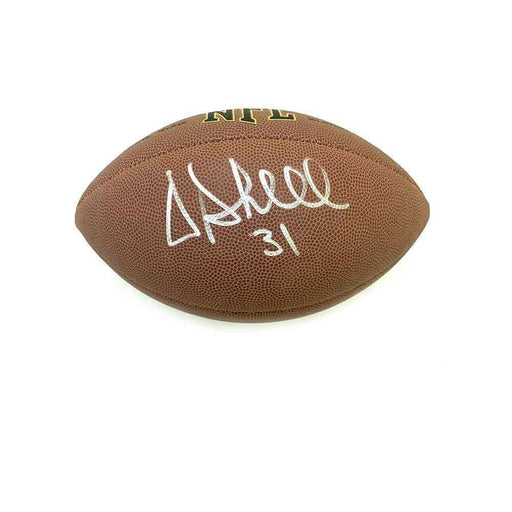 Donnie Shell Autographed Replica Football