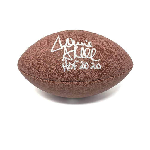 Donnie Shell Autographed Replica Football with HOF 2020