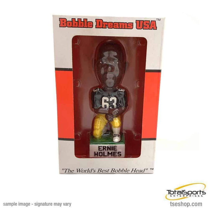 Ernie Holmes Unsigned Bobble Dreams USA Bobblehead