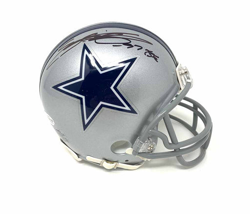 Everson Griffin Signed Dallas Cowboys Mini Helmet