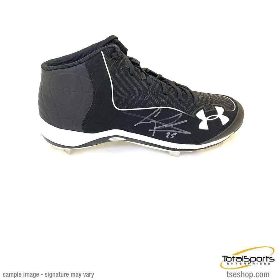 Gregory Polanco Autographed Baseball Cleat