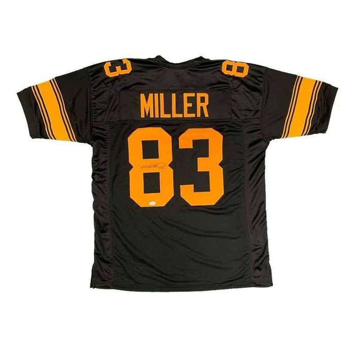 Heath Miller Autographed Holiday Custom Jersey
