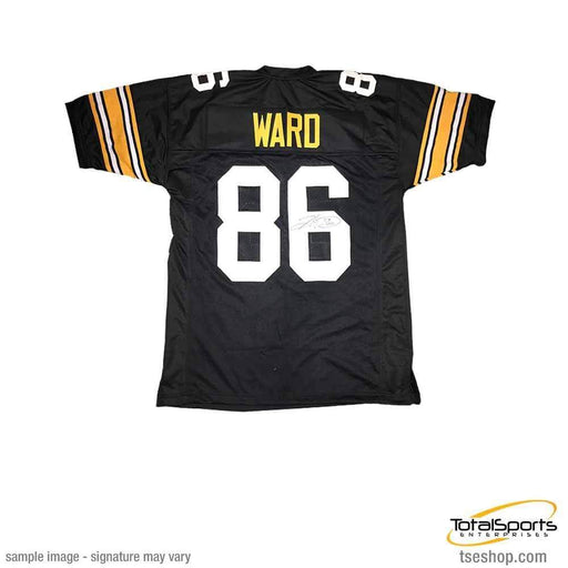 Hines Ward Signed Custom 2018 Throwback Jersey