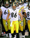 Hines Ward UNSIGNED Game Entrance 8x10 Photo