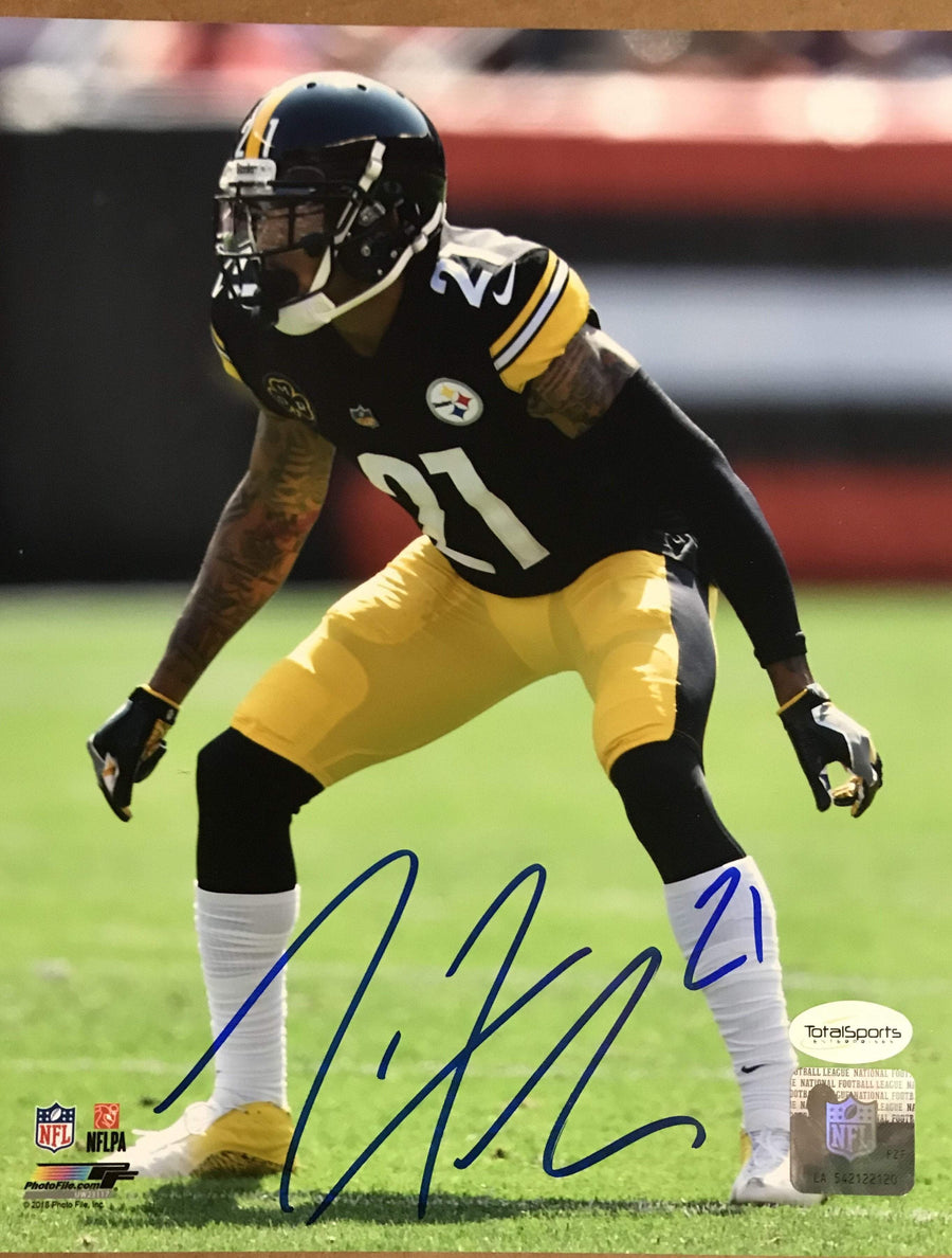 "Joe Haden Signed ""Ready"" 8x10 Photo"