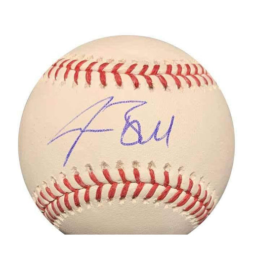 Josh Bell Signed Baseball - Official MLB Baseball