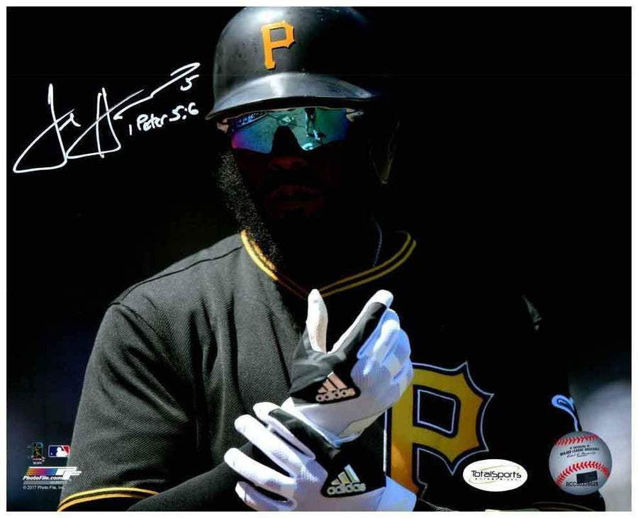 Josh Harrison Signed Shades 8x10 Photo