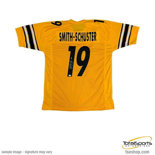 JuJu Smith-Schuster Signed Custom Reversed Jersey