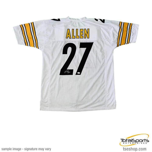 Marcus Allen Signed Custom White Football Jersey