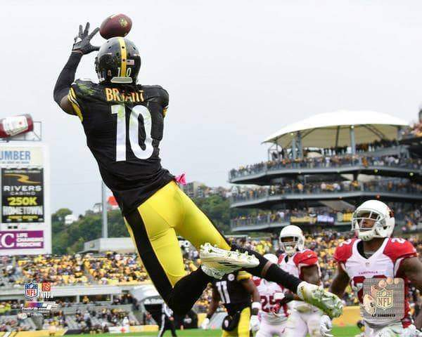 Martavis Bryant Action 8x10 Photo - Unsigned